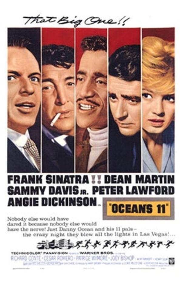 Slika 2.3 Rat Pack: Dean Martin, Frank Sinatra i ostala družina