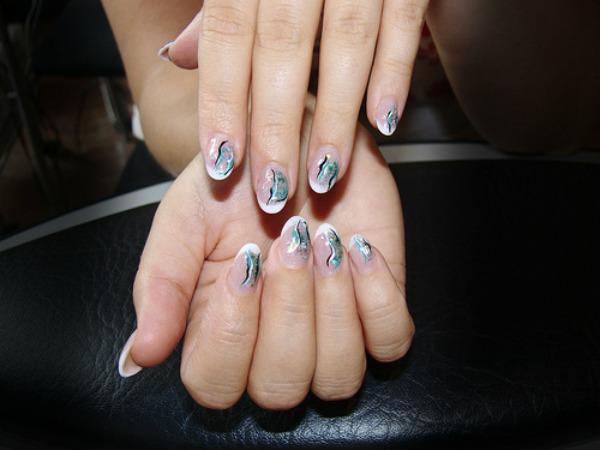 Slika 233 Koji oblik noktiju je baš za vas