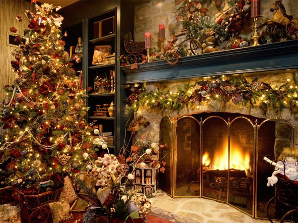 Slika 251 Tajna kićenja novogodišnjeg drvceta