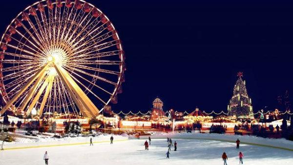 Slika 274 Novogodišnji sjaj najlepših tematskih parkova