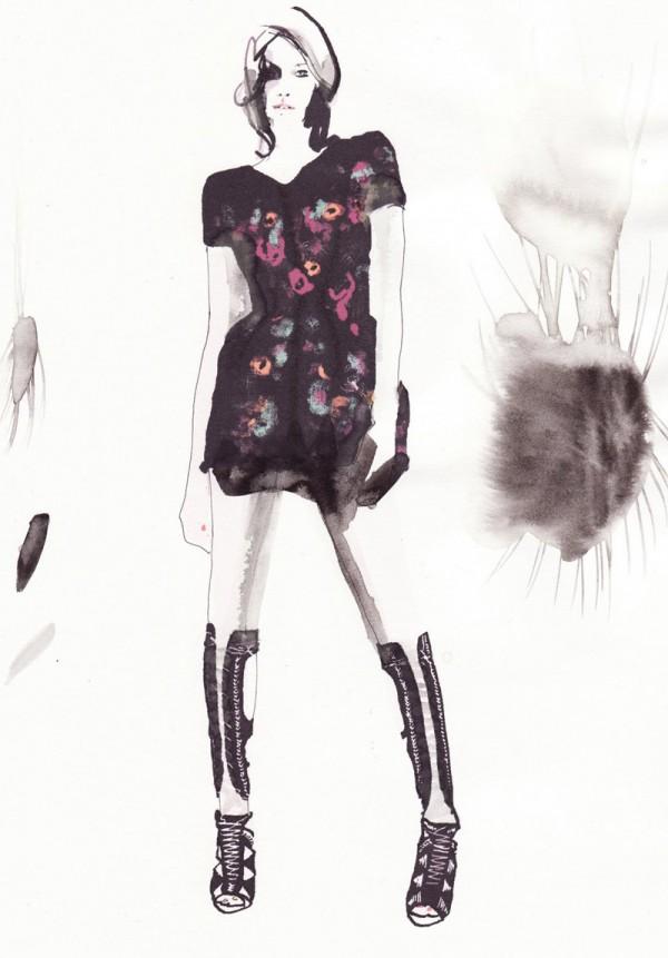 Slika 291 Francesca Waddell: Modna igra