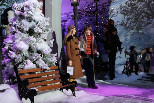 Slika 322 Najlepši novogodišnji izlozi