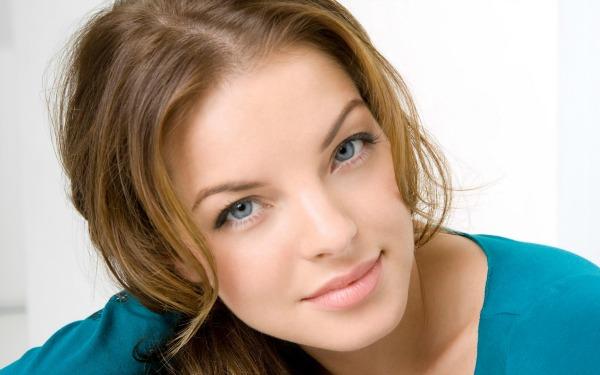 Slika 330 Make up trikovi za plave oči