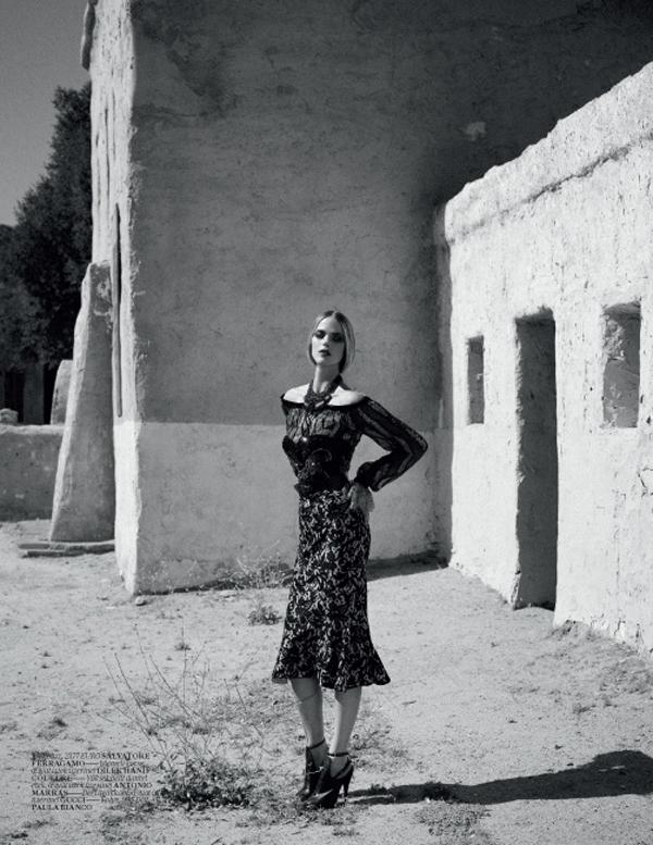 Slika 335 Vogue Turkey: Baroko