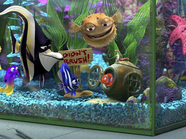 "Slika 442 Animirani petak: ""Potraga za Nemom"""
