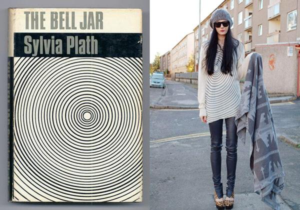 Slika 548 Moda za štrebere: Književno nadahnuće