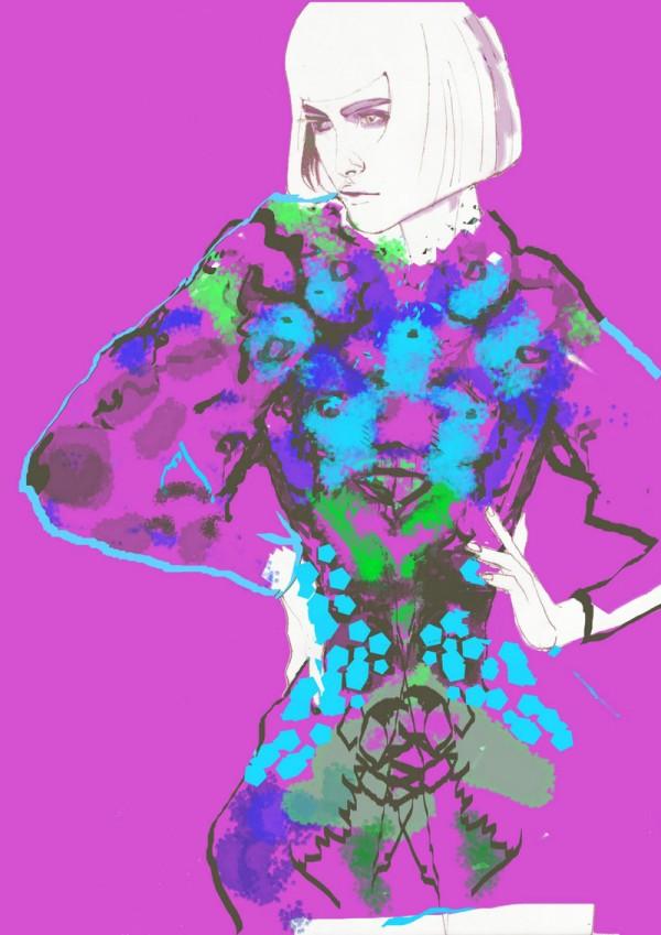 Slika 549 Francesca Waddell: Modna igra
