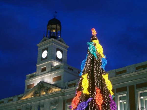 Slika 58 Trk na trg: Puerta del Sol, Madrid