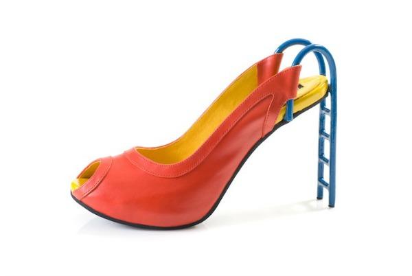 Slika 61 Top 10 neobičnih cipela