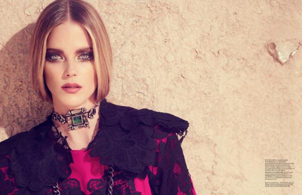 Slika 622 Vogue Turkey: Baroko
