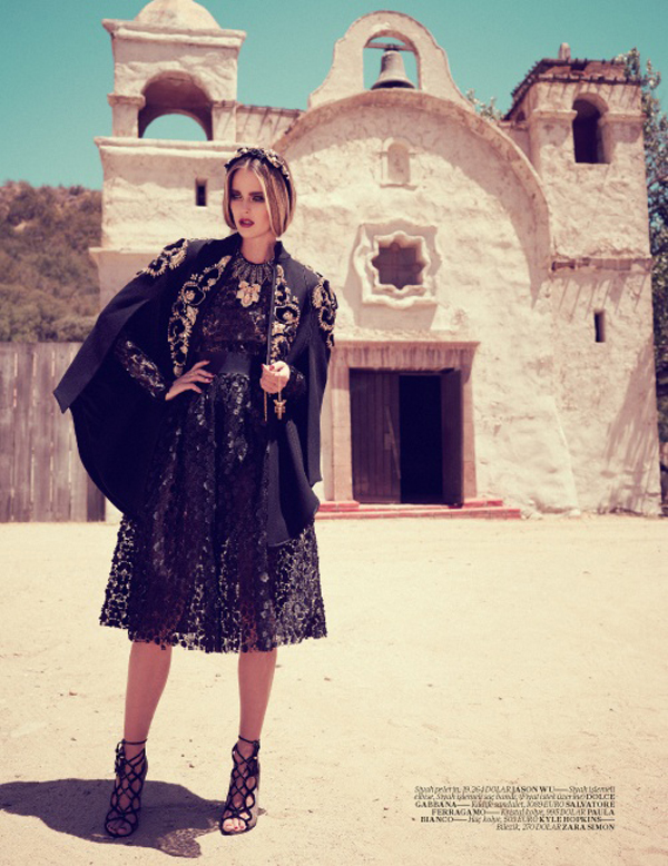 Slika 716 Vogue Turkey: Baroko