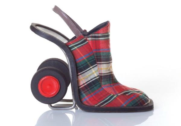 Slika 8 Top 10 neobičnih cipela
