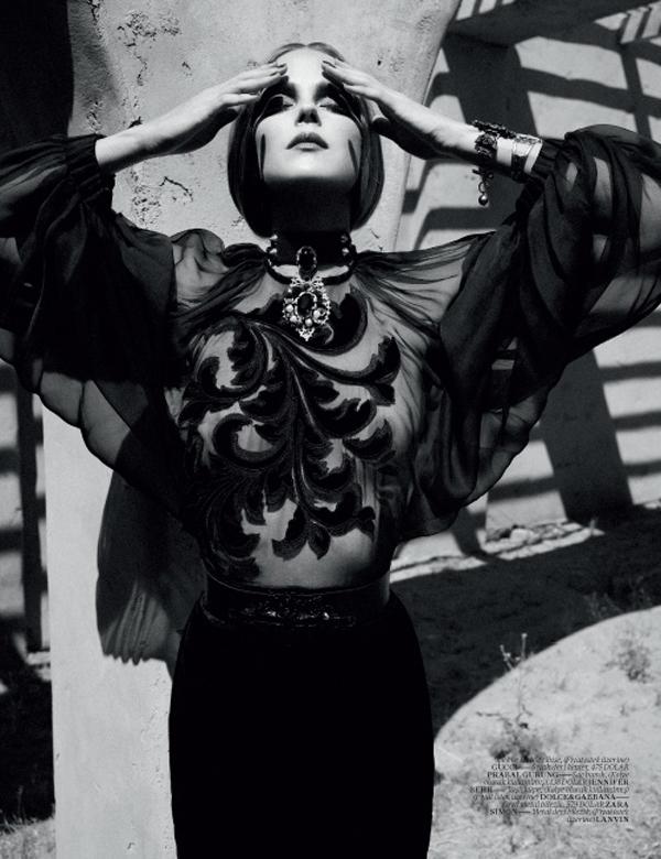 Slika 812 Vogue Turkey: Baroko