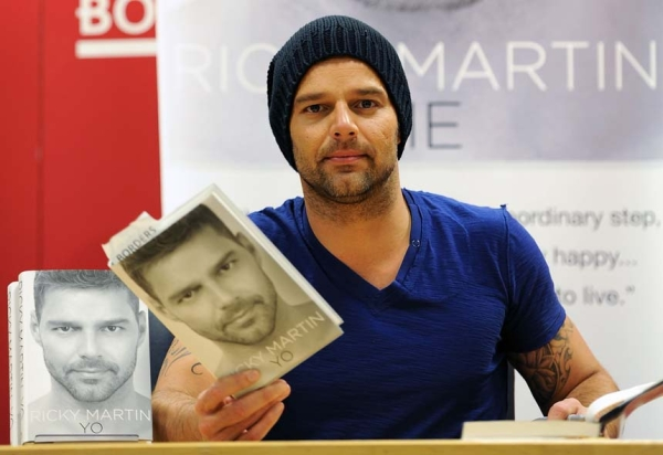 Slika 816 Srećan rođendan, Ricky Martin!