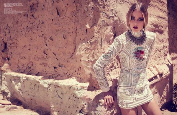 Slika 97 Vogue Turkey: Baroko