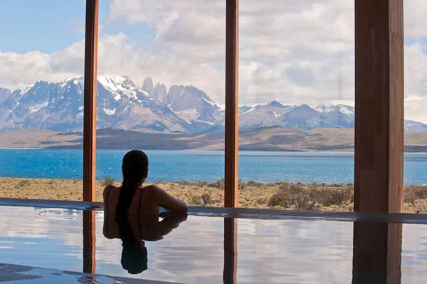 fenomenalan pogled kao da plivate u pravom jezeru Tierra Patagonija: Biser Čilea posvećen ljubiteljima prirode