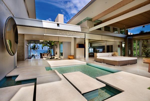 hawaii 1 moderna rezidencija Stvarno dobar arhitekta: Pete Bossley
