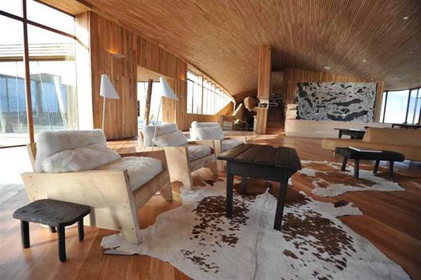 malo grublji stil poput oslikavanja surove prirode Tierra Patagonija: Biser Čilea posvećen ljubiteljima prirode