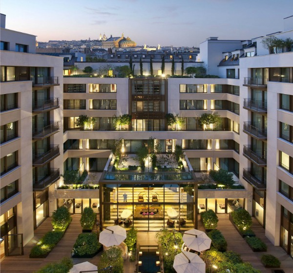 mandarin paris 02 800x746 Mandarin Oriental Paris: Hotel za ljubitelje luksuza