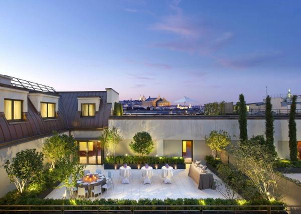 mandarin paris 03 800x571 Mandarin Oriental Paris: Hotel za ljubitelje luksuza