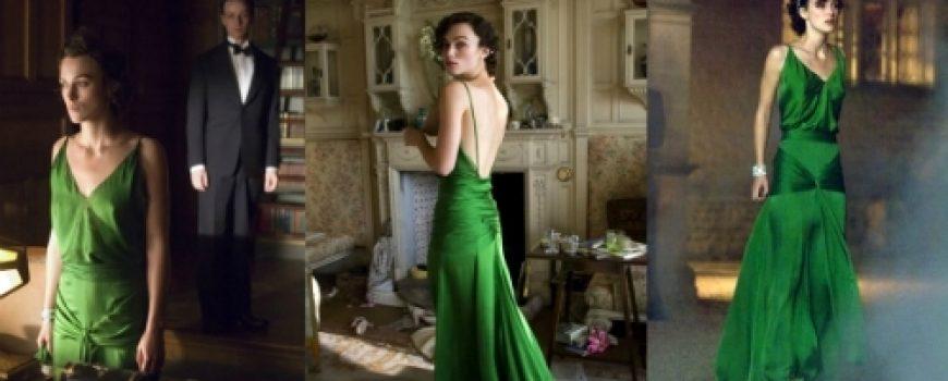 "The Best Fashion Moments: Zelena elegancija u ""Pokajanju"""