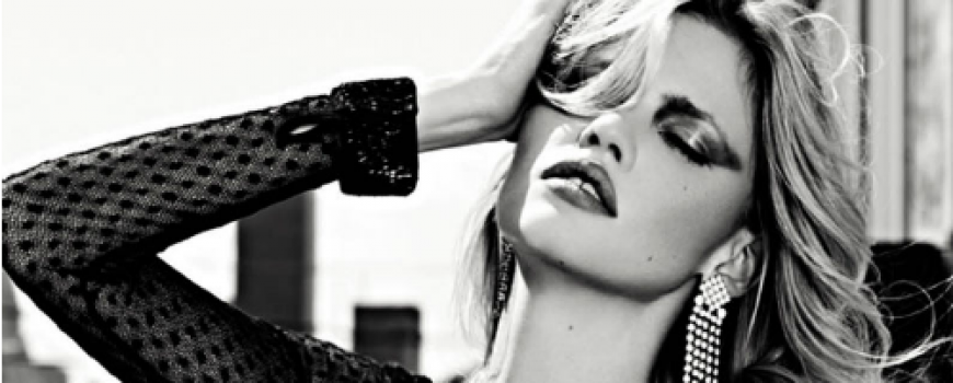 "Modni zalogaj: Lara Stone za ""Vogue Russia"""