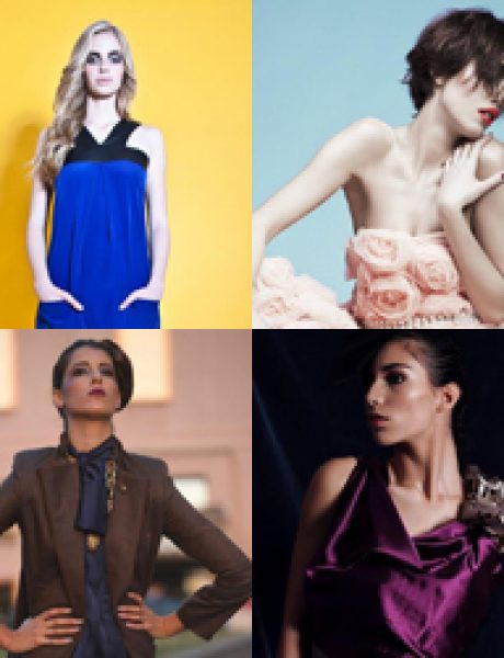 Novogodišnje čestitke domaćih modnih kreatora