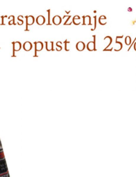 Vaan_Gool: Praznično raspoloženja uz popust od 25%