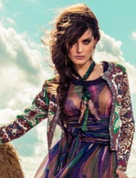 """""""Vogue Brazil"""": Devojka sa sela"""