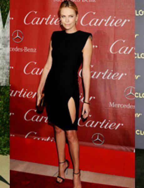 Najlepše crne koktel haljine u 2012. godini