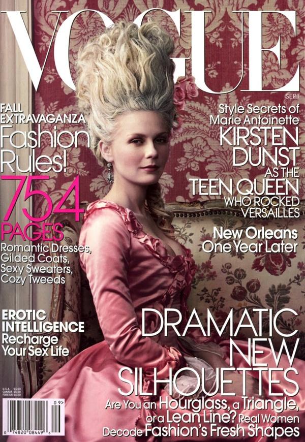 Moda na naslovnici: Rokenrol kraljica
