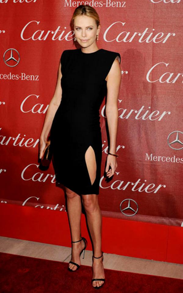 slika 119 Najlepše crne koktel haljine u 2012. godini