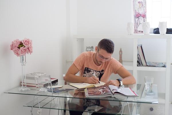 slika 43 Kad porastem biću modni dizajner: Mihailo Anušić