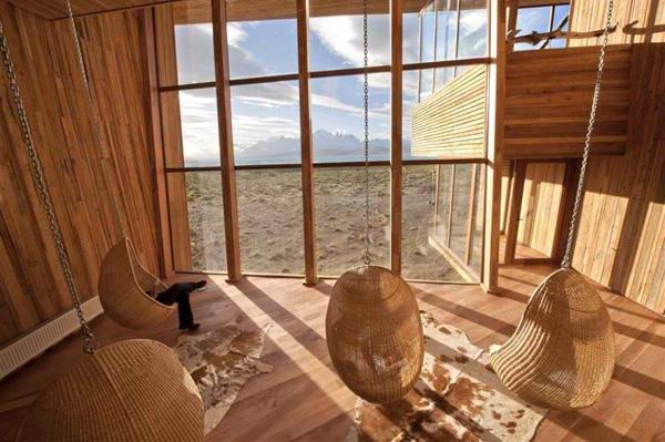 uzivanje u knjzii uz dnevnu svetlost Tierra Patagonija: Biser Čilea posvećen ljubiteljima prirode