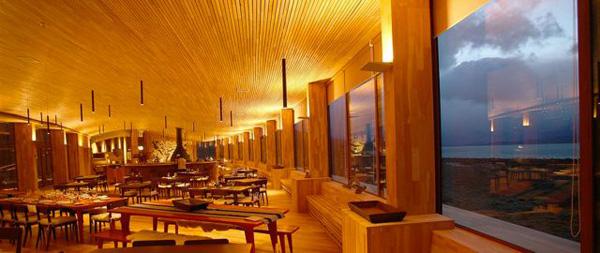 vecera sa stilom kao unutar kore drveta Tierra Patagonija: Biser Čilea posvećen ljubiteljima prirode