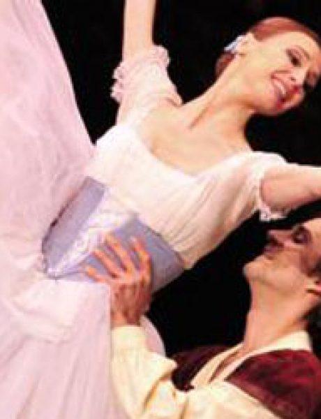 Idete li na balet?