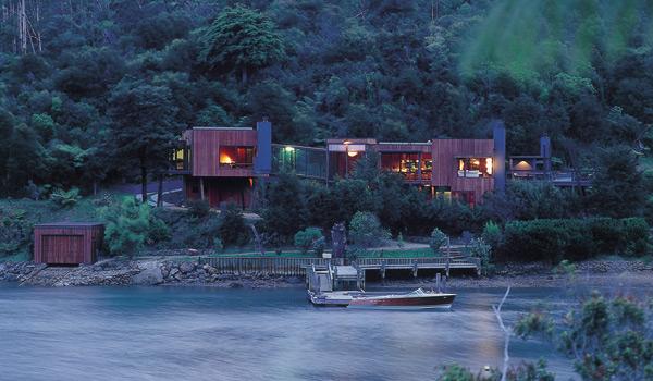 waterfallbay1 kuca medju drvecem Stvarno dobar arhitekta: Pete Bossley