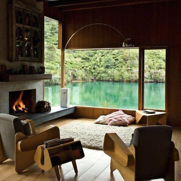 waterfallbay2 smaragdni pogled Stvarno dobar arhitekta: Pete Bossley