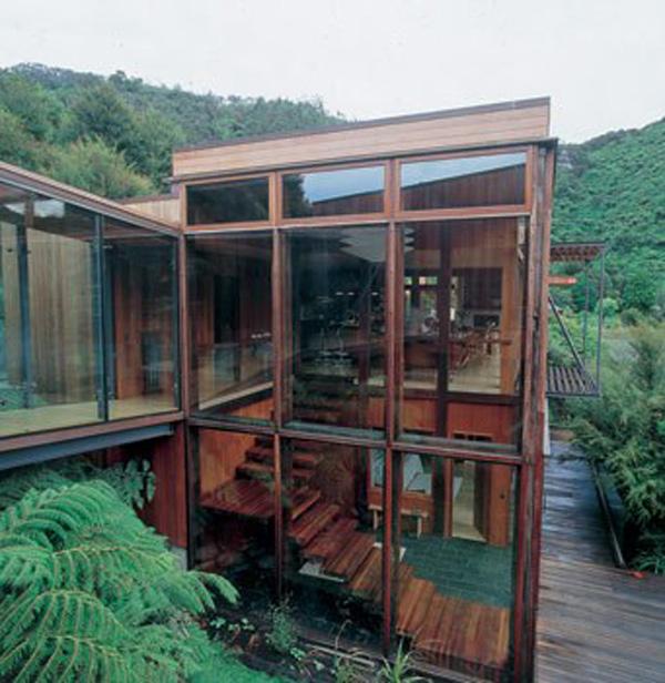waterfallbay3 kad pada kisa Stvarno dobar arhitekta: Pete Bossley