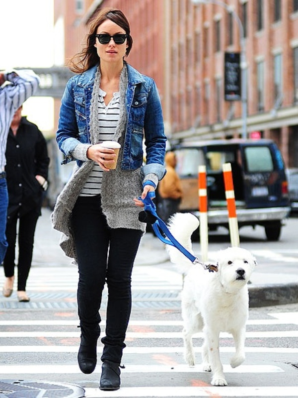1.16 Street Style: Olivia Wilde