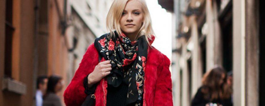 Street Style: Ginta Lapina