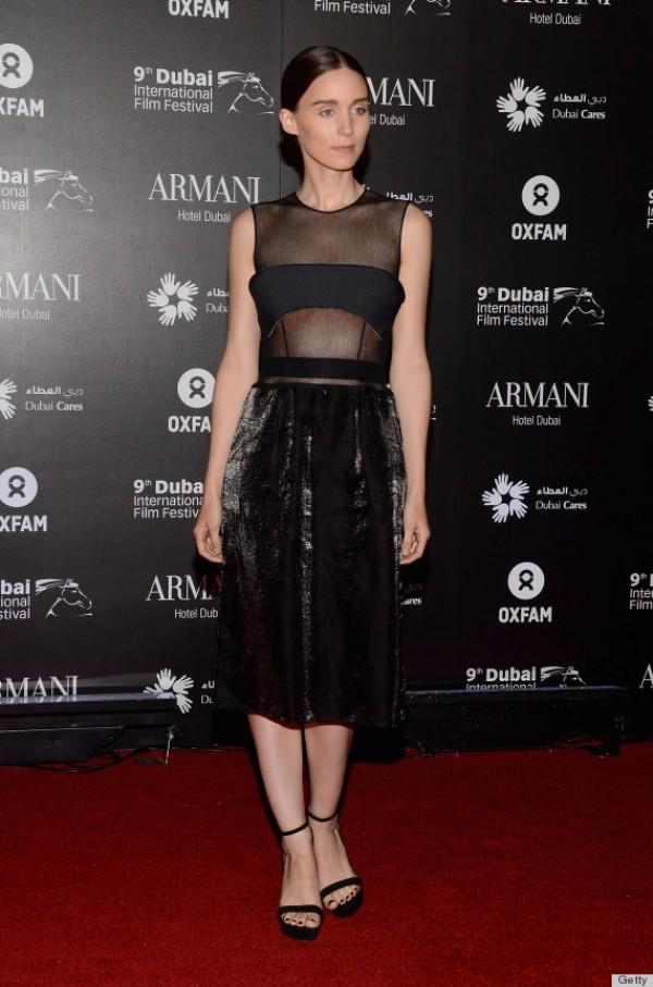 1.2 10 haljina: Rooney Mara