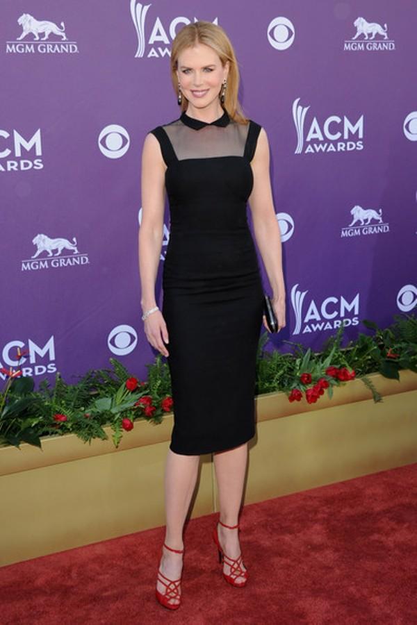 1.9 10 haljina: Nicole Kidman