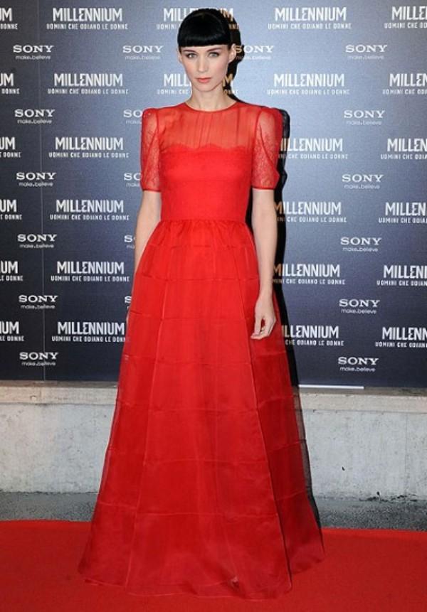 10.1 10 haljina: Rooney Mara