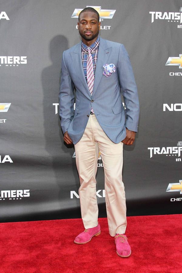 10.14 Stil sportista: Dwyane Wade