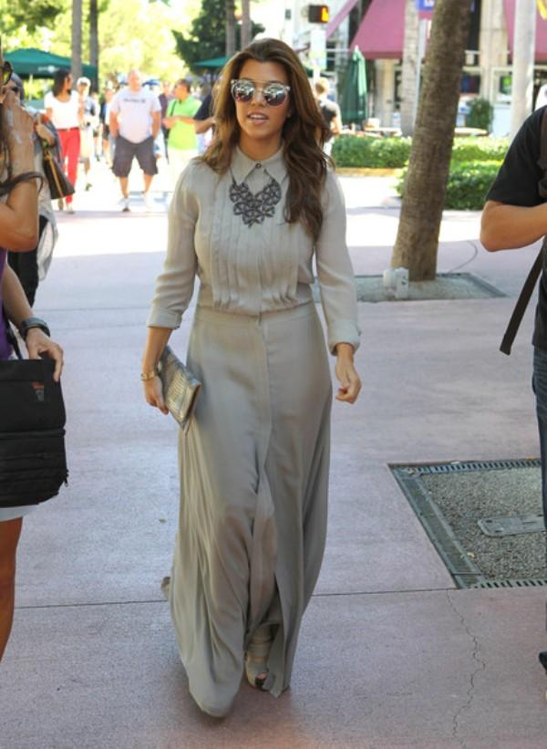 10.16 Sve modne hrabrosti: Kourtney Kardashian