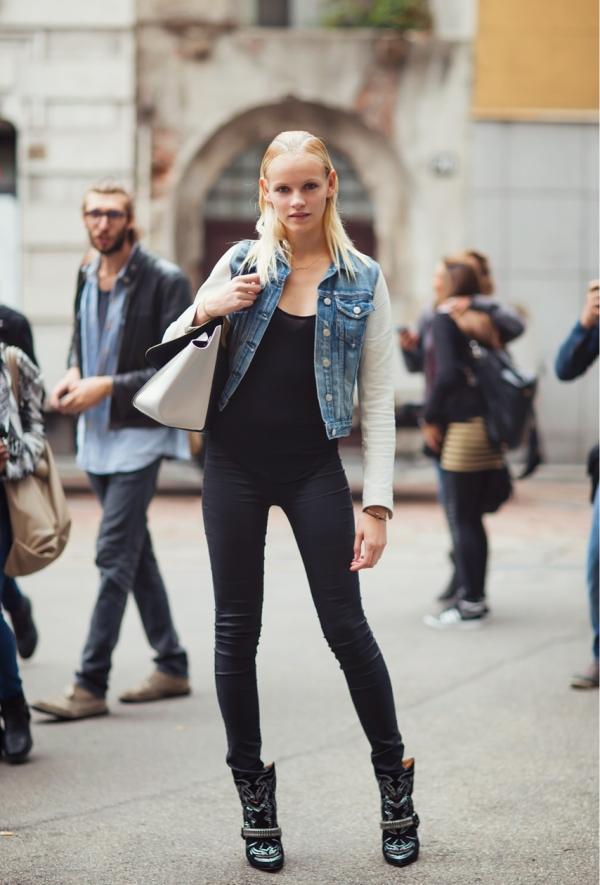10.18 Street Style: Ginta Lapina