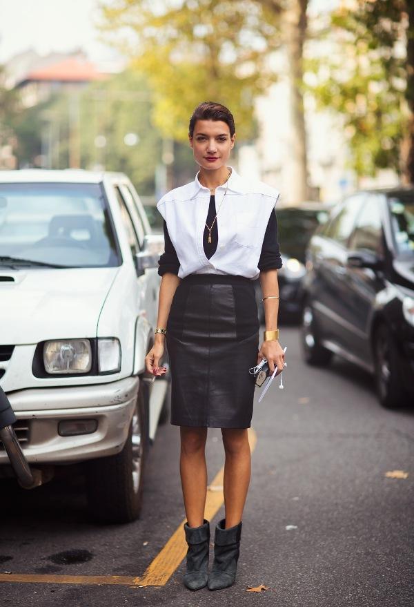 10.3 Street Style: Konca Aykan