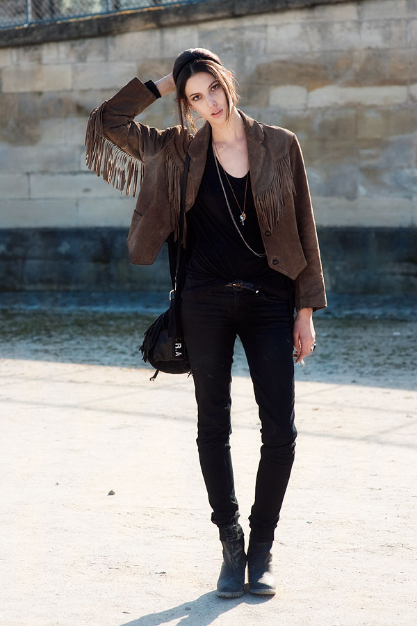 107 Street Style: Ruby Aldridge