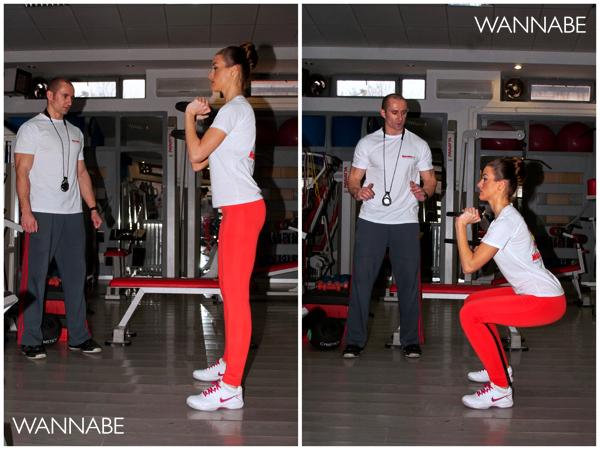 11 Wannabe Fit: Oblikuj se seksi – vežbe za guzu